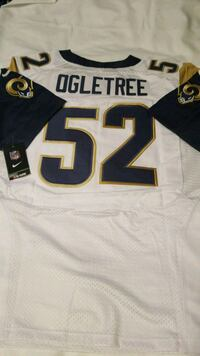 Rams  size 52 Los Angeles, 91344
