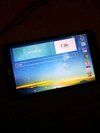 LG Verizon Tablet Good Condition Westminster