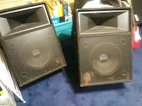 two black and gray speakers Norfolk, 23503
