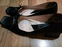 Black leatherdress shoe 6  Mississauga, L5B 3Y1