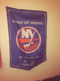 NHL wall banners