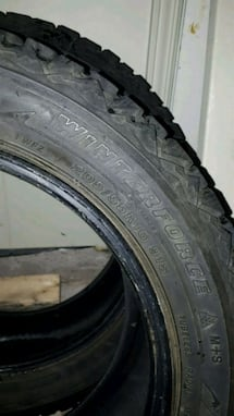 205 55 16 Firestone Winterforce Winter Tires