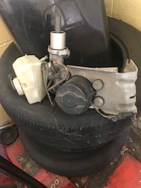 Brake booster from 98 850 Volvo