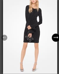 Michael kors black dress Arlington, 22204