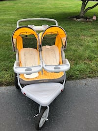 In step double jogger stroller Manalapan, 07726