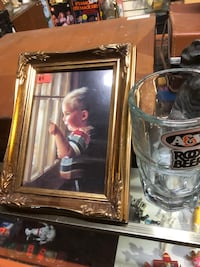 Daddy's Home Picture with frame $5 New Westminster, V3M 1E8