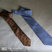 Authentic Designer Ties