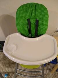 Chico Highchair with cover 47 km