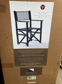 Chair brand new in box Surrey, V3R