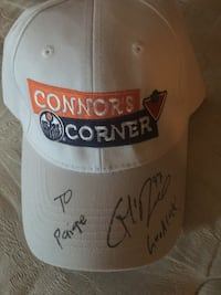 Signed Connor mcdavid hat! Negotiations are welcome Spruce Grove, T7X 0R8