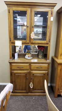 """42"""" Hutch and buffet- New Freehold"""