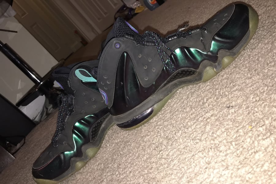 Barkley Posite Max Eggplant (Size 10.5) [Best Offer] 6184459f-9a90-4d60-97b6-ff9e0cb14307
