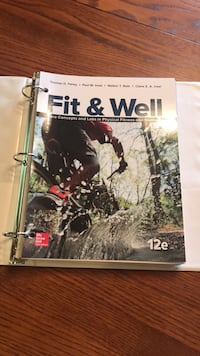 Fit & Well, Core Concepts and Labs in Physical Fitness and Wellnes, 12th edition. Thomas D. Fahey, Paul M. Insel, Walton T. Roth, Claire E. A. Insel Kearneysville, 25430