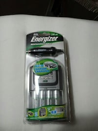 Energizer rechargeable battery Pickering, L1X 2K2