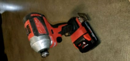 MILWAUKEE  full Power Impact Drill