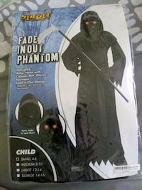 Holloween Costume, Fade In Out Phantom.  Virginia Beach, 23452