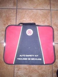 Auto Safety Kit (canadian tire)