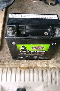 Interstate battery ( YXT14-BS ) cycle-tron 7