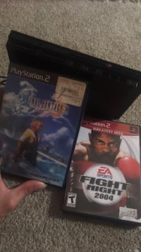 two Sony PS3 game cases Vallejo, 94591