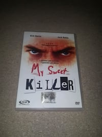 Film DVD: My sweet killer Lido di Ostia, 00122