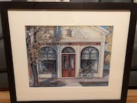 "Tricia Romance framed print  ""The Niagara Apothecary "" St Catharines, L2M"