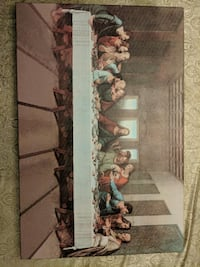 Leonardo Da Vinci Last Supper 16th Century  Gainesville
