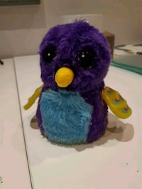 purple and blue Furby plush toy Vaughan, L4H 2K1