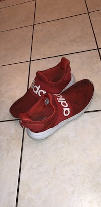 RED ADIDAS SIZE 9 Vaughan, L4H