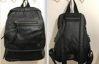 faux leather backpack Vancouver