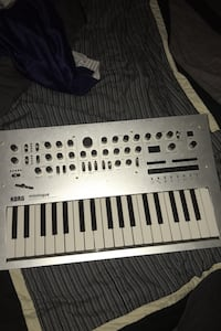 korg minilogue polyphonic analogue synth  Houston, 77065
