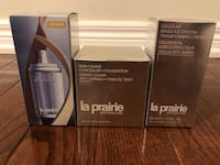 3 brand new la prairie products sealed. Received them as gifts.  Richmond Hill, L4C 9S5