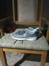 pair of gray-and-black running shoes Calgary, T3J 3G9