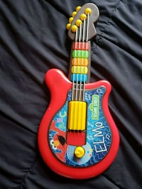 Elmo guitar  Antioch, 94509