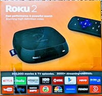 Roku 2 in box @ 60% off Fairfax