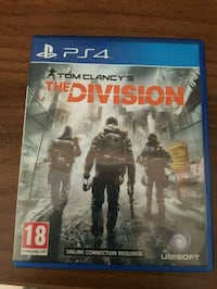 The DIVISION PS 4