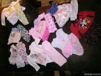 Baby girl clothes 0-3 barely wore!  Clarksville