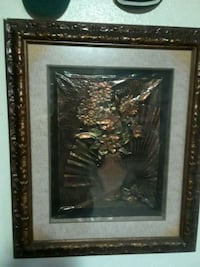 brown wooden framed wall decor Rowland Heights, 91748