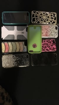 iPhone 6s phone cases gently used