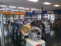 Wheels and tires starting as low as 299.99 Clarksville, 37040