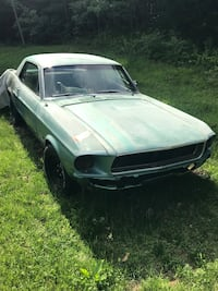 Ford - Mustang - 1967 Stafford, 22556