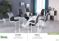 ORDER TODAY - Dinning Set With 4 Chair , Same As Cash Payments, Furniture Sale East Providence, 02914