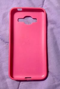 hot pink phone case