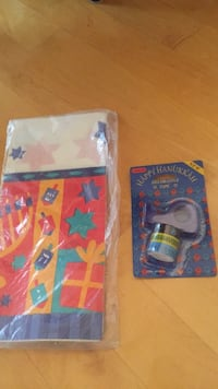 New lot of Chanukah items Laval, H7Y 2C1