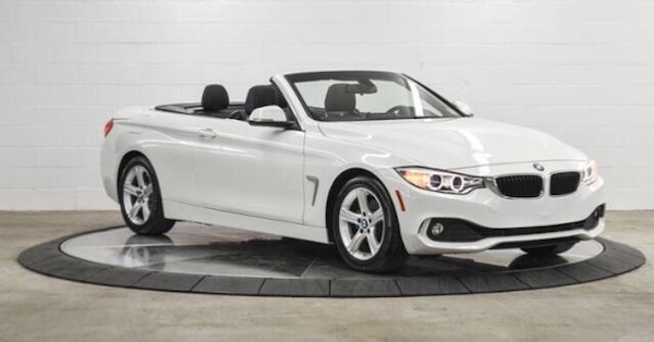 BMW 428I Convertible >> 2015 Bmw 428i Convertible Priced To Sell