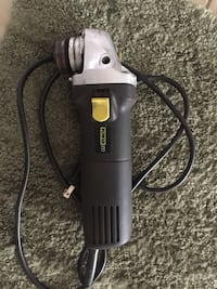 black and gray corded power tool Toronto, M3N 1T9