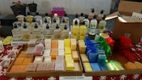 Handmade soaps and lotion and massage oil  Rio Rancho