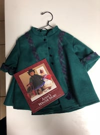 Original American Girl Addi with Winter coat. Excellent condition.  Fall Branch, 37656