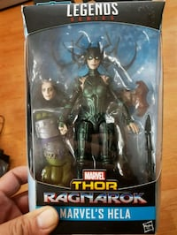 Marvel legends Hela the Goddess of death  Toronto, M9V 5E5