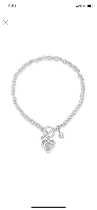 Guess silver necklace Toronto, M1R 1S9