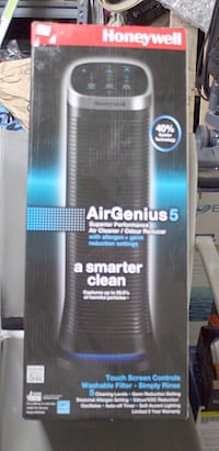 $200 - HONEYWELL AIRGENUIS 5 AIR CLEANER / ODOUR REDUCER Welland